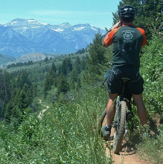 Bikes Jackson Wy mountain biking jackson hole