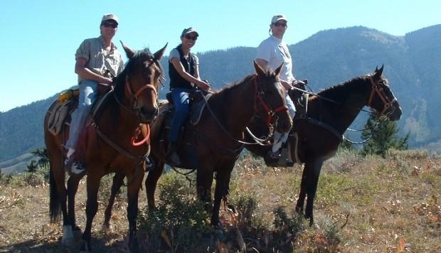 jackson hole horseback riding