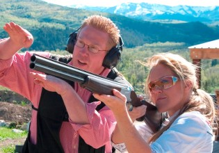 Jackson Hole Shooting Experience