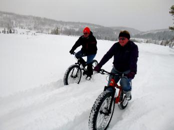 snowbikie dun