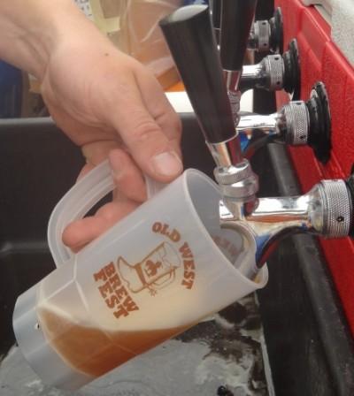 old west brewfest