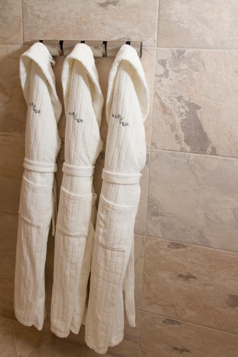 body sage spa robe