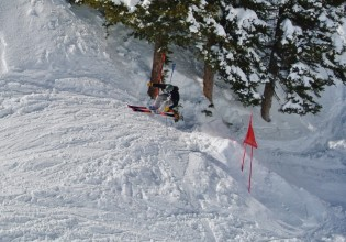 dick's ditch banked slalom