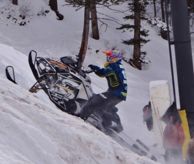 world championship snowmobile hill climb jackson hole 6